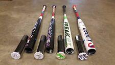Miken Patriot, ASA Platinum, ASA DC41, ASA Freak USA Softball Bat Sleeve Removal