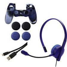 Hama chat Power & Grip Controller Pack d'accessoires pour Playstation PS4 Contrôleurs