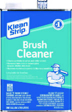 Klean Strip Brush Cleaner 1 Gallon For Latex & Oil Based Paint, Enamel Varnish