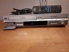 ,Panasonic DMR-ES30,DVD and VCR Recorder