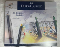 Faber-Castell Goldfaber Color Pencil Set - Set of 48(open Box)