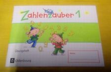 Zahlenzauber 1 Übungsheft Mathematik Grundschule Oldenbourg-Verlag