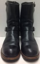Vintage Red Wing ENGINEER MOTORCYCLE Pull-On Boots, 2268, Size 11 D