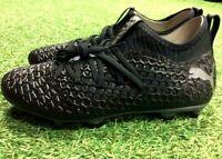 Future 4.3 Netfit FG/AG Soccer Cleats Shoes Black - Puma Men's - 10561202