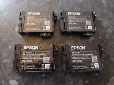 Genuine Epson empty ink cartridges