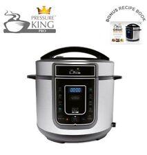 Pressure King Pro 12 in 1 Digital Electric Pressure Cooker New Model U.K. Plug