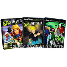 Real Adventures of Jonny Johnny Quest: Complete 1990s TV Series Box/DVD Set(s)