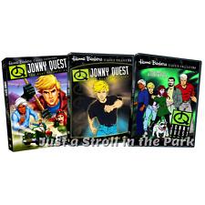 Real Adventures of Jonny Johnny Quest: Complete 1990s TV Series Box/DVD Set(s)