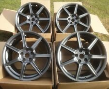 "4 BRAND NEW 19"" GENUINE Aston Martin FRONT alloy wheels - 5x114pcd"