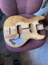 Original Vintage Peavey USA T-40 Bass Guitar Body