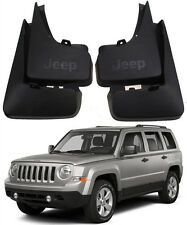 Genuine OEM Set Splash Guards Mud Flaps 82212515/2516 For 2011-2020 Jeep Patriot