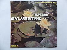 "25 cms 10"" ANNE SYLVESTRE Chante ... b 76 522 r"