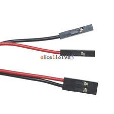 10Pcs70cm 2Pin Cable set Female-Female Jumper Wire for Arduino 3D Printer Reprap