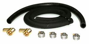 PPE 1/2 inch Lift Pump Fuel Line Install Kit - GM 01-10 pickups w/ 6.6L Duramax