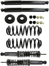 Air Spring to Coil Spring Conversion Kit Front Rear fits 97-02 Ford Expedition