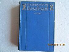 ENGLISH COSTUME-GEORGIAN-CLAYTON CALTHROP-BLACK-1906