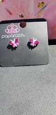 Pietced butterfly earrings