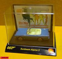 James Bond 007 Modell Auto - SUNBEAM ALPINE 5 aus James Bond jagt Dr. No 1:64