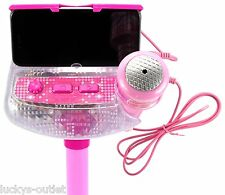 Mini Star Music Show Childrens Toy Stand Up Microphone Play Set **DAMAGED BOX**
