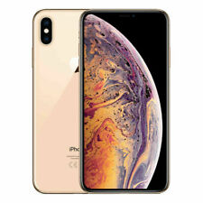 Apple iPhone XS Max - 512GB - Oro (Libre) (Doble SIM)