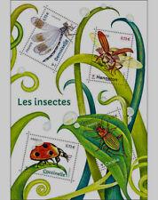 TIMBRE 5147-5150 NEUF XX ou BLOC F5148 Insectes - Série insectes de nos jardins