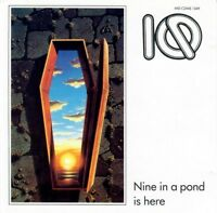 CD IQ - Nine in a Pond is Here - RARE
