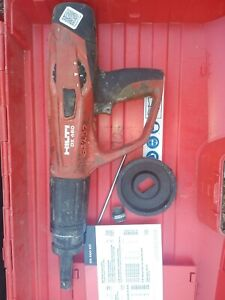 Hilti DX460 Powder Actuated Nail Gun Case Sold Separate Unless Local