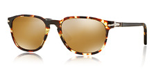 SUNGLASSES OCCHIALI DA SOLE PERSOL PO 3019 S 985/W4 Tabacco Virginia 55 18 Large