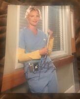 KATHERINE HEIGL SIGNED 8X10 PHOTO SEXY GREYS ANATOMY W/COA+PROOF RARE WOW