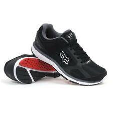 45 / 11 - Scarpe Uomo Fox Racing Podium Black Grey Shoes Sneakers Schuhe