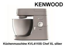 KENWOOD Küchenmaschine KVL4110S Chef XL silber