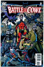 BATMAN BATTLE FOR THE COWL #2 - 1st Print - NM Comic!