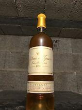 BOUTEILLE DE CHATEAU D'YQUEM 1996 --SAUTERNES - 1ER GC SUPERIEUR   - FABULEUX