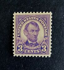US Stamps, Scott #555 3c 1923 2018 PSE Certificate - GC XF 90 M/NH. Fresh gum.