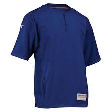 Easton M9 Cage Royal Short Sleeve Baseball/Softball Batting Jacket, XL, NEW