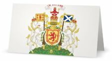 Royal Scottish Scotland Clan Crest Heraldry Family Name MacPherson Arms UK Patch