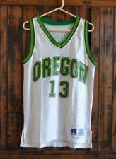 >orig. 1989-94 Oregon Ducks Aaron Johnson Game Used *Basketball Jersey*