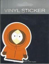 South Park Kenny Cut Out Vinyl Sticker