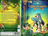 (VHS) Das Dschungelbuch 2 - Disney Meisterwerke
