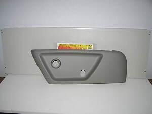 2005-2009 TRAILBLAZER ENVOY GRAY DRIVERS SEAT HANDLE TRIM COVER NEW GM  89042221