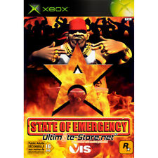 State of Emergency Xbox Neuf sous Blister & Scéllé