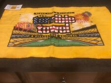 Pittsburgh Steelers Terrible Towel 4th of July Edition Officially Licensed NWT