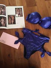 Agent Provocateur Bree Bikini Swimsuit 36D 3 Set