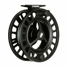 Sage Spectrum 5/6 Fly Reel - Color Black - NEW - FREE FLY LINE