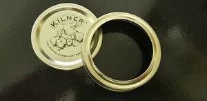 Pack of 10 Kilner Preserve Jar Screw bands