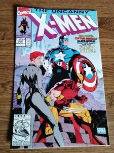 UNCANNY X-MEN ISSUE # 268 VERY RARE 30TH ANNIVERSARY EDITION