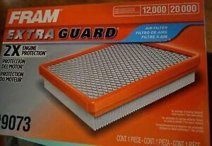 Fram Ca9073 Extra Guard Panel Air Filter Volvo