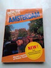 Berlitz Travel Guide to Amsterdam (Berlitz Pocket Travel Guides),Berlitz Guides