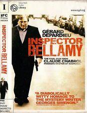 Inspector Bellamy (DVD, 2011) Gerard Depardieu, Clovis Cornillac; Claude Chabrol