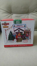 Lemax Coventry Cove Frosty's Christmas Tree Lot Item 03830 - 2010